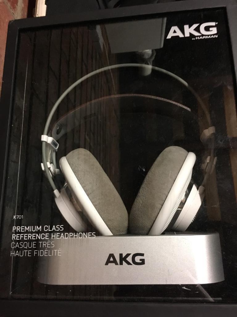 AKG K701 Premium Class Reference Headphones