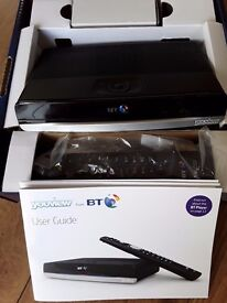 BT Freeview Box