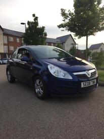 Vauxhall Corsa automatic very low mileage