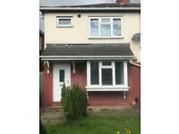 3 bed semi detached house to rent. Wv10 9ug