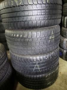 4 winter tires Michelin primacy alpin 245/45r18