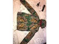 Gucci Benagl print jacket RRP 975 AUTHENTIC !