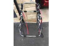Multi-use bike rack.