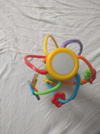 Baby hand held toy