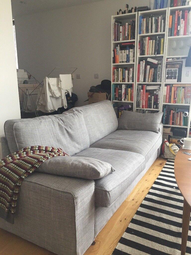 IKEA Kivik three seat sofa