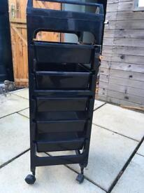 Hairdressing trolly