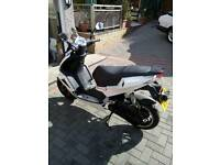 Peugeot speed fight 3 64 plate 50cc water cooled 2 stroke