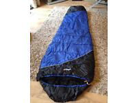 2 Vango Nitestar 250 sleeping bags large