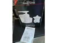 Russell Hobbs classic white juice centre