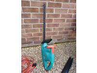 BOSCH HEDGE TRIMMER - BOXED - PERFECT WORKING ORDER.