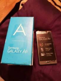 Samsung galaxy a5 16gb unlocked smartphone great condition