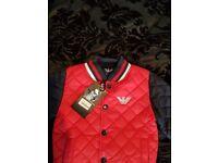 Armani baby jacket