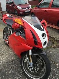 Ducati 999 Testastretta (collectors Bike)