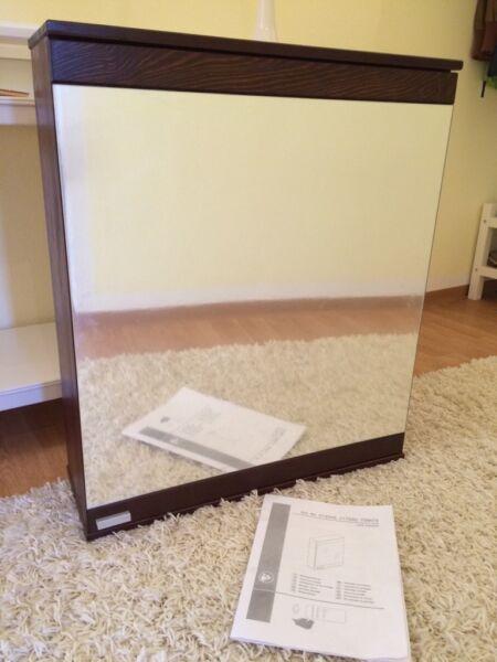 amrum badschrank otto spiegelschrank braun neu in sachsen annaberg buchholz badezimmer. Black Bedroom Furniture Sets. Home Design Ideas