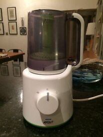 Philips AVENT Combined Steamer Blender