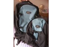 MACPAC Orient Express (backpack suitable for a lady)