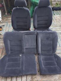 Vw bora/golf interior seats