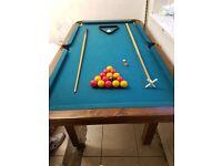 Pool tabel