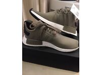 Adidas NMD trainers - cargo - size 9.5