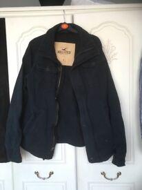 Holister coat