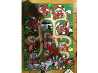 Melissa and Doug magnetic number puzzle, amazing condition smoke and pet free house
