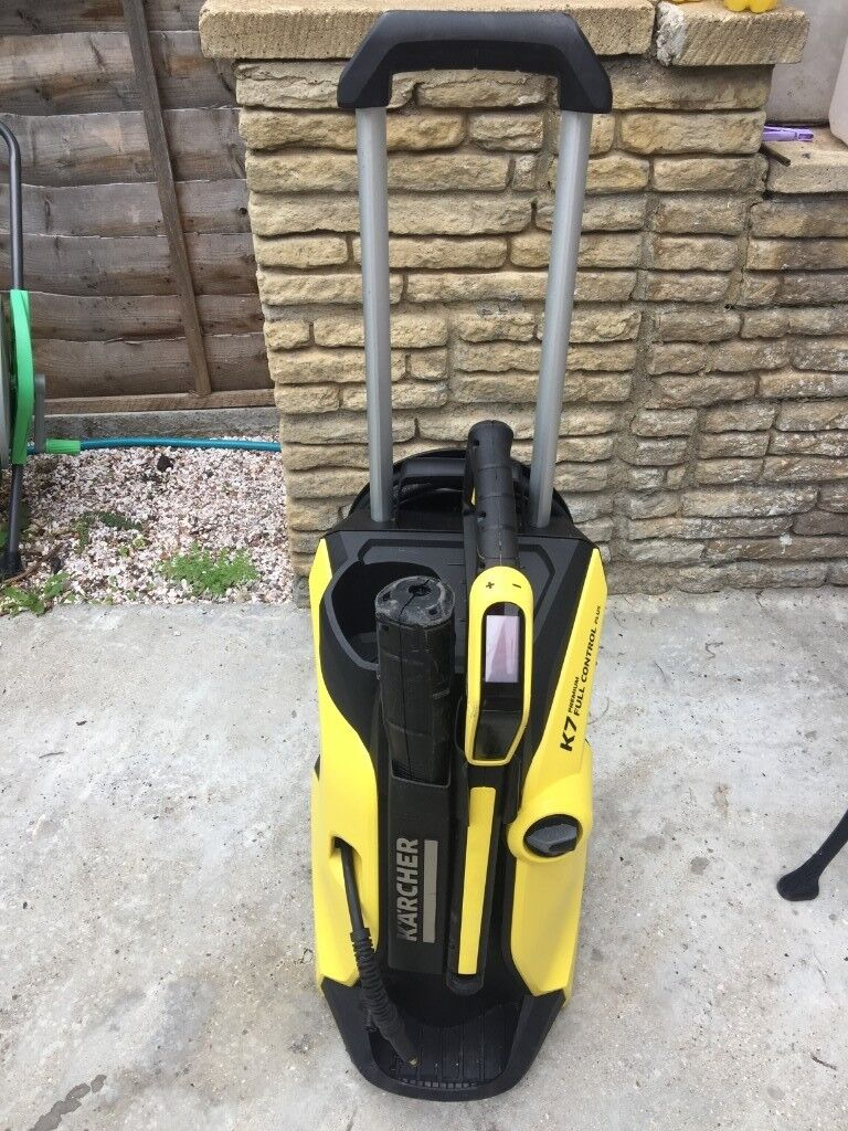 Awesome Karcher K Premium Full Control Plus Home Pressure Washer With Krcher K7