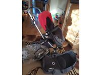 BUGABOO CAMELEON 2 GENERATION WITH LOTS OF EXTRA