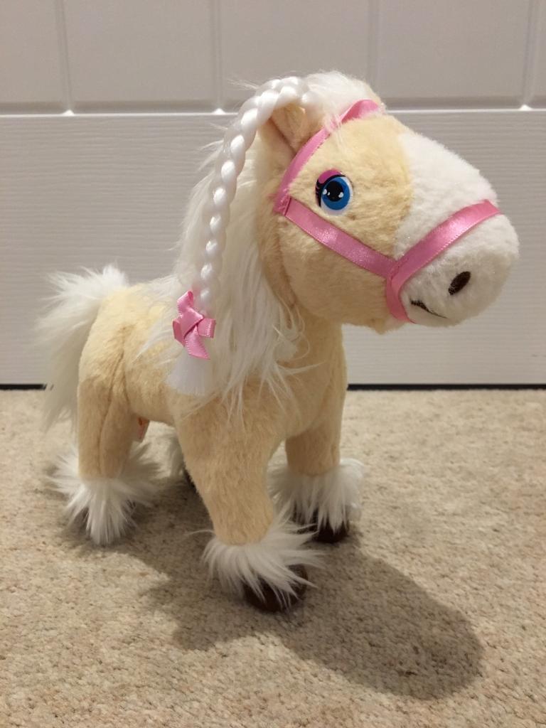 Animatics Tessie Goes Trotting Horse