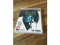 PS3 Aliens Colonial Marines Limited Edition video game