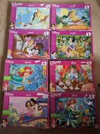 Disney jigsaws - no missing pieces
