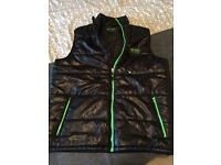 No fear body warmer size small