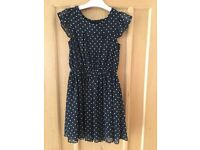 Girls Next polka dot dress