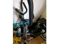 V-fit 2 in 1 cycle/cross trainer.mcct1