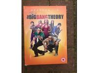 Big Bang theory box set 1-5