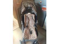New Maclaren Techno XLR Pushchair & car seat