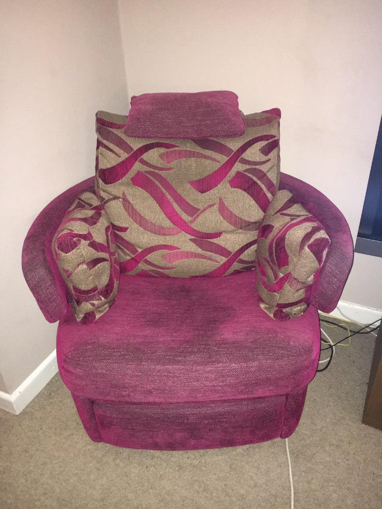 Cool Dfs Swivel Rocking Armchair In Winchester Hampshire Gumtree Bralicious Painted Fabric Chair Ideas Braliciousco