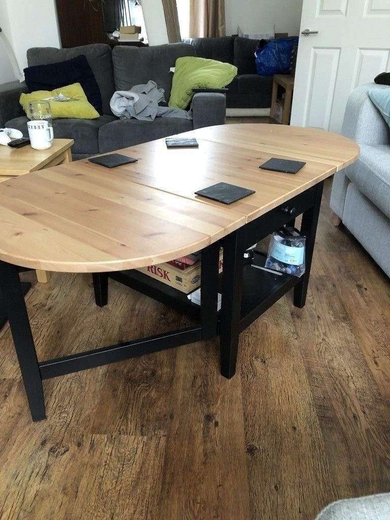 Ikea Arkelstorp Coffee Table With Drawer In Dollis Hill London