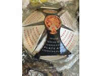 PIZZA PLATE GIFT