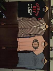4 designer tshirts