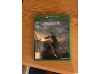 Final Fantasy XV XboxOne