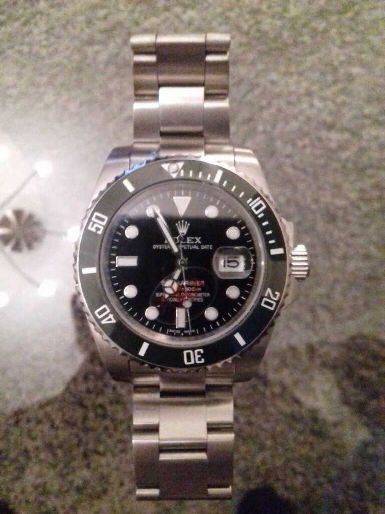 Rolex Submariner Black Face | in Hemel Hempstead ...