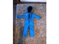 Winster ski suit 2-3 years old