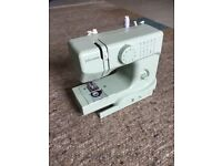 John Lewis Mini Sewing Machine, used once and in perfect condition