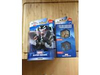 Disney infinity Character and x2 toy boy game discs