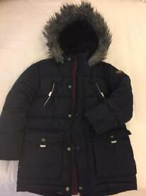 Ted Baker Boys Winter Coat Age 7