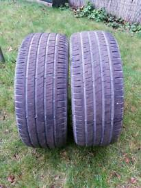 2 x Barum Bravuris3 225/45 R18