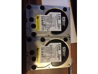Western Digital 2TB hard drive x40