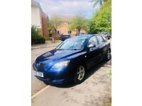 2006 MAZDA 3 COMES WITH OCTOBER MOT SND SERVICE HISTORY