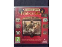 Professor Layton and Pandora's box,3ds game