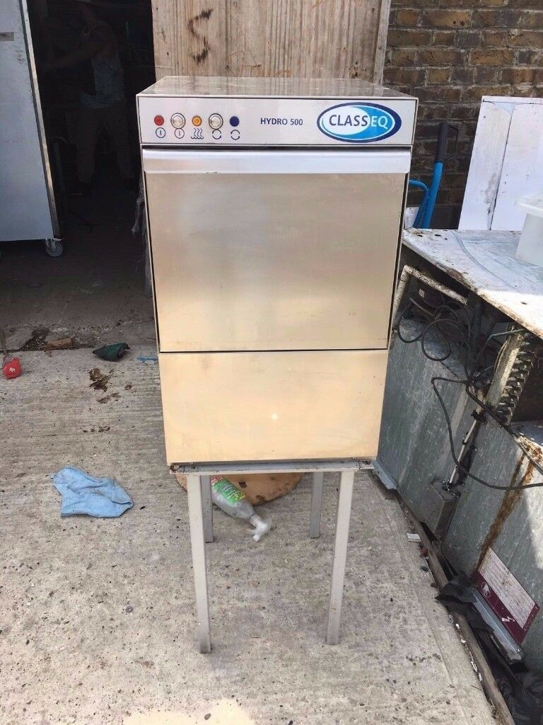 classeq hydro 500 glasswasher / glass washer 16 pint will post